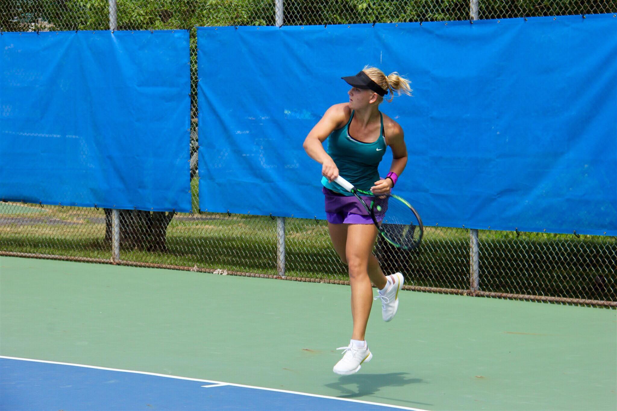 "Alexandra Perper participă la turneul ITF ""$25,000 Lawrence, KS"""