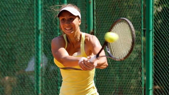 Anastasia Vdovenco a trecut în runda a doua la turneul ITF din Egipt