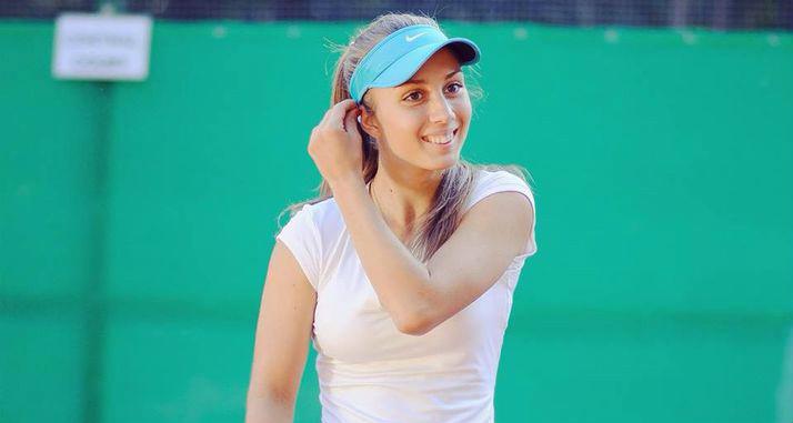 "Anastasia Vdovenco, în semifinala turneului ""$15,000 Chornomorsk"""