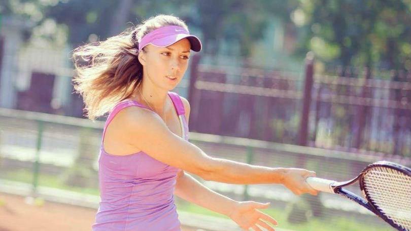 """Anastasia Vdovenco, în turul doi la turneul """"$15,000 Chornomorsk"""""""