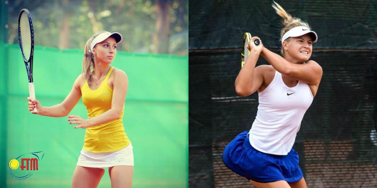 "Anastasia Vdovenco și Iana Tishchenko participă la turneul ITF ""$15,000 Sharm El Sheikh"""