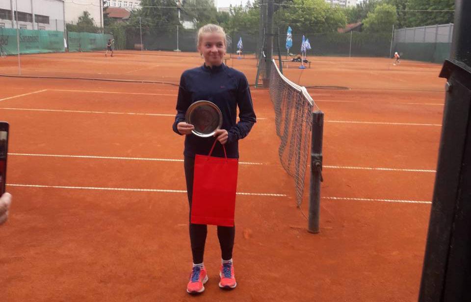 Anghelina Mocanu – semifinalista turneului Prijedor Open 2018 din Bosnia și Herțegovina
