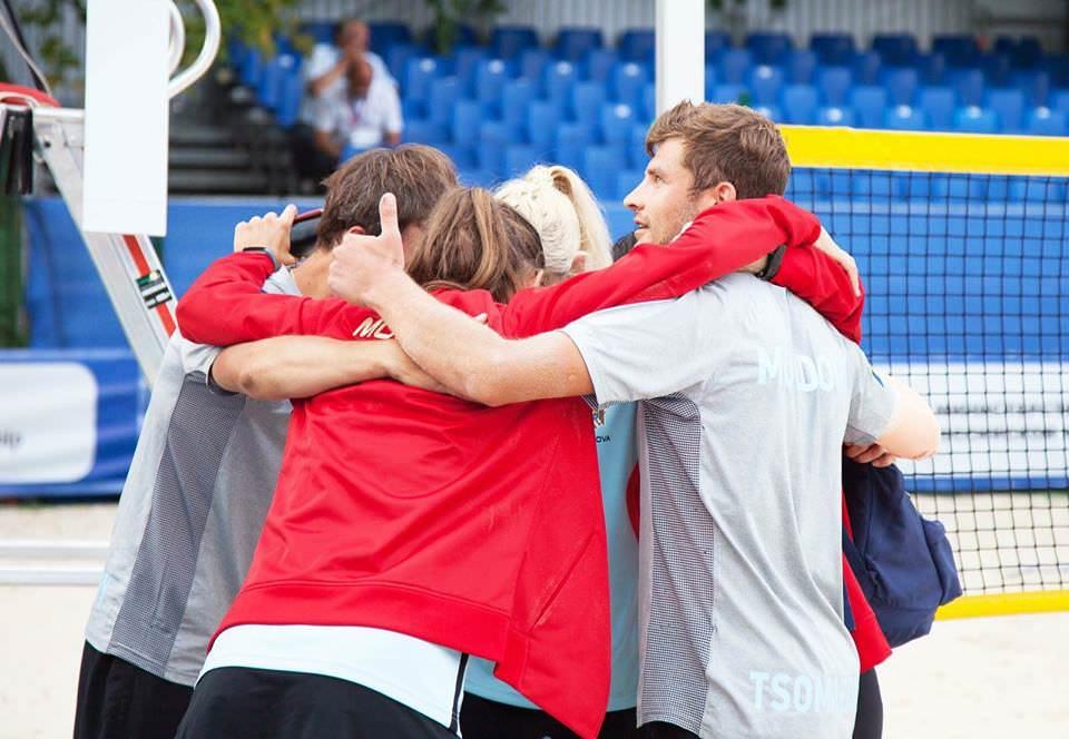 Campionatul mondial pe echipa de Beach Tennis: Moldova s-a calificat pe tabloul principal