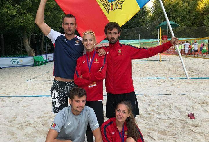 Campionatul mondial pe echipe de Beach Tennis: Moldova – Portugalia 0:2