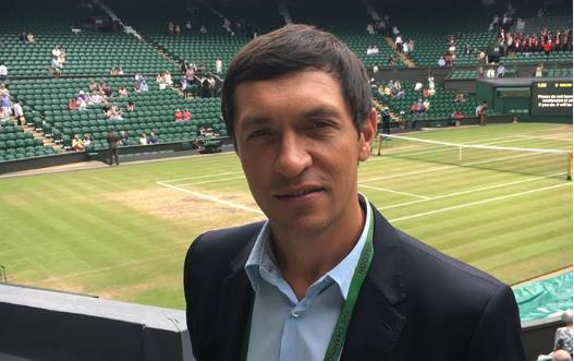 """Președintele Federației de Tenis din RM, Ceslav Ciuhrii, invitat la emisiunea """"Săptămâna Sportivă"""""""