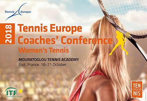Concurs: Selectăm doi antrenori pentru participarea la Tennis Europe Coaches' Conference 2018