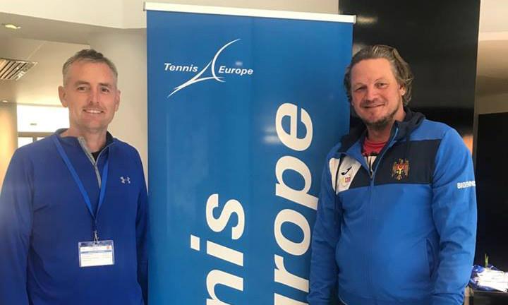 Doi antrenori din R. Moldova participă la Tennis Europe Coaches' Conference