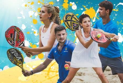 Echipa națională a Moldovei de Beach Tennis va evolua la Campionatul European 2018