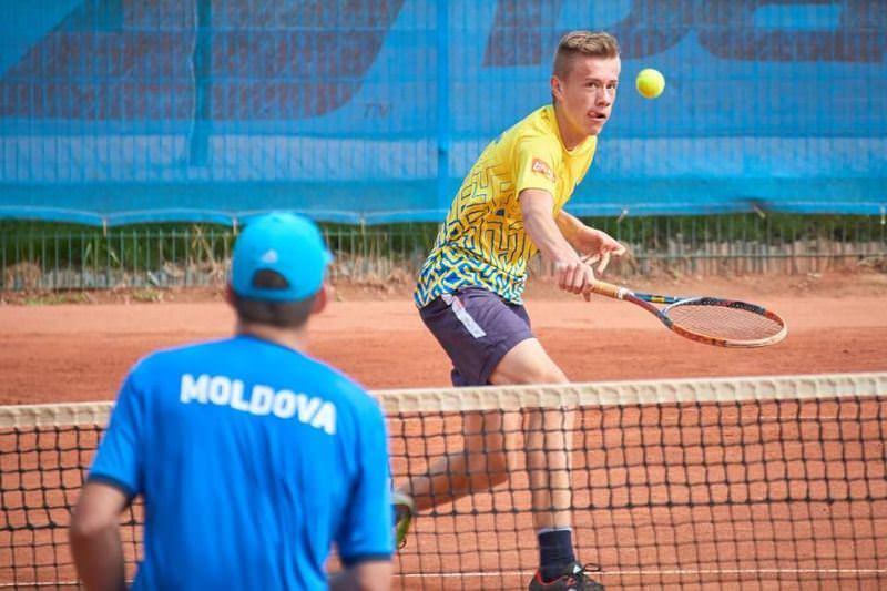 Echipa națională masculină a Moldovei U16 și-a încheiat evoluţia la European Summer Cups 2018