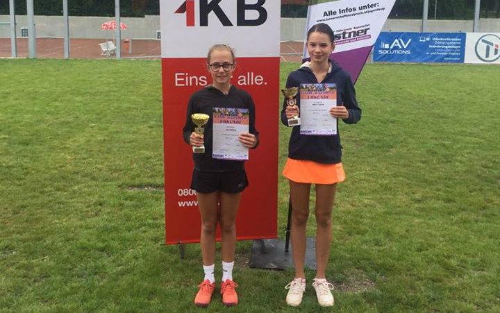 Emilly Șarpe a câștigat turneul Tennis-Jugend Cup din Austria