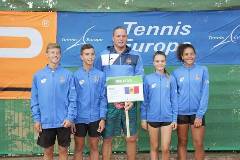 European Junior Championships: Rezultatele echipei naționale U14