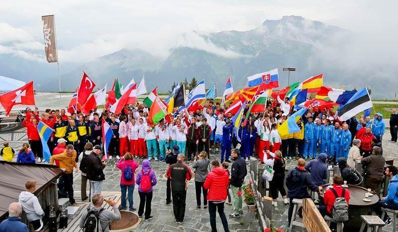 European Junior Championships: Rezultatele echipei naționale U18