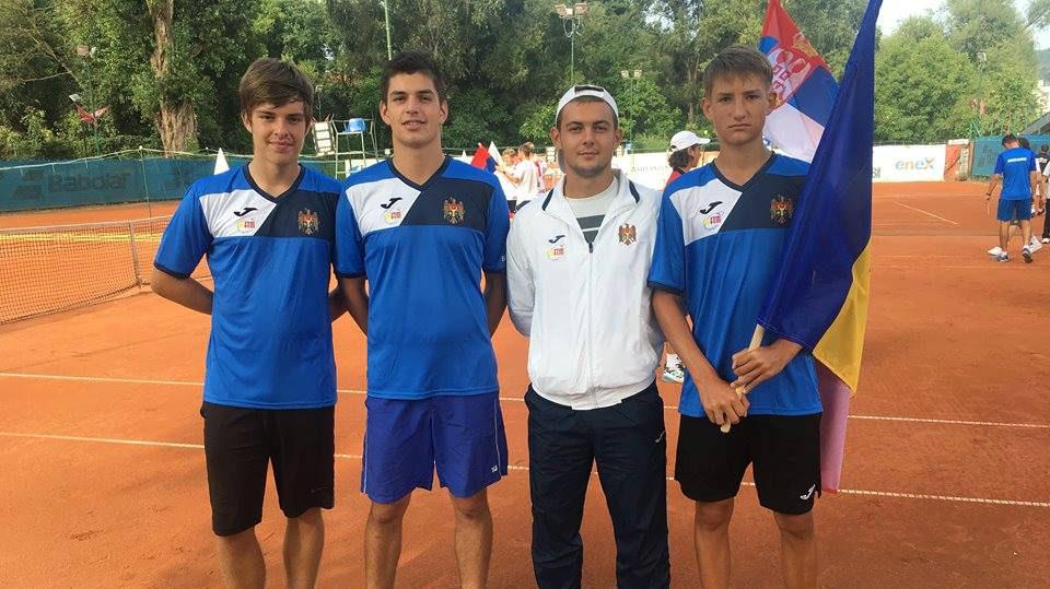 European Summer Cups 2018 (Cluj-Napoca): Moldova – România 1:2