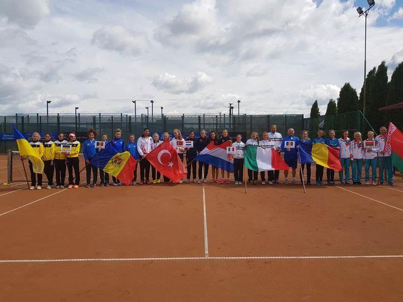 European Summer Cups 2018: Moldova – Italia