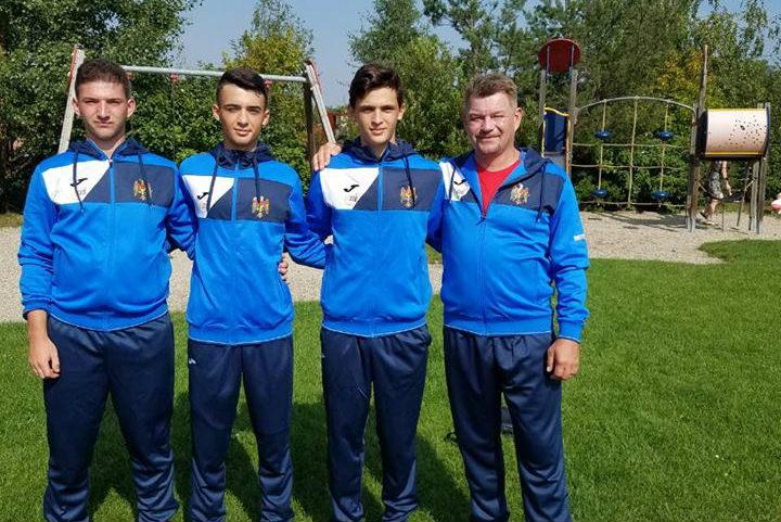 European Summer Cups 2018, Veska: Moldova – Italia 0:3