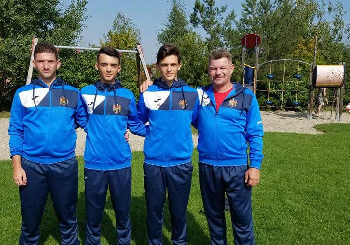European Summer Cups, Veska: Rezultatele echipei naționale masculina a Moldovei U18