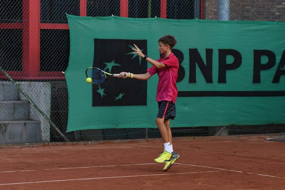 """Ilie Snițari a ajuns în finală la dublu la turneul ITF """"Aegon Junior Open"""""""