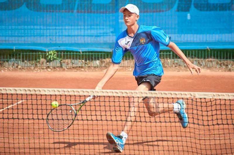 Ilie Snițari a câștigat toate meciurile la simplu la Campionatele Europene de Vară