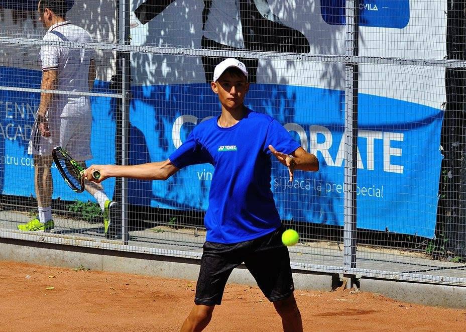 """Ilie Snițari participă la turneul ITF """"Aegon Junior Open"""""""