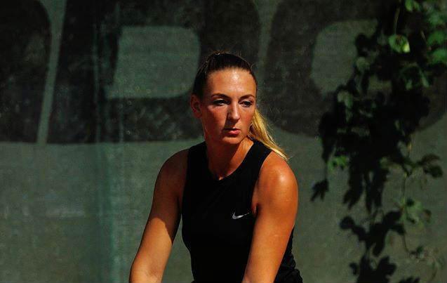 Iulia Helbet – câștigătoarea turneului $15,000 Telavi la dublu