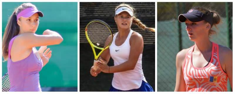 """Jucătoarele de tenis din Moldova, pe tabloul principal al turneului ITF """"$15,000 Bucharest"""""""
