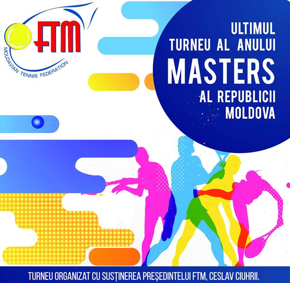 Masters RM 2018: Tablourile competiționale și programul meciurilor