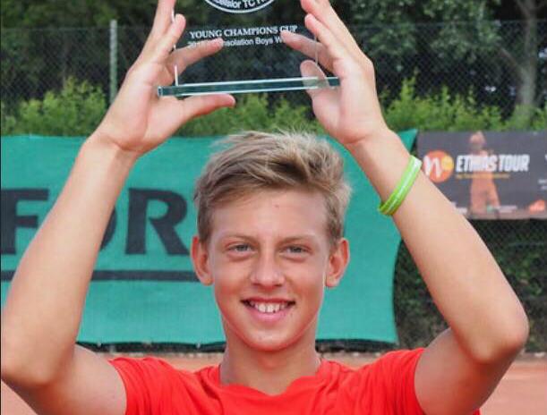 Maxim Cazac, calificat în runda a doua la Jugend Cup din Renningen