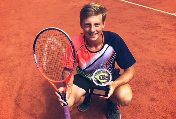 """Maxim Cazac evoluează la turneul """"Jugend Cup"""" din Renningen"""