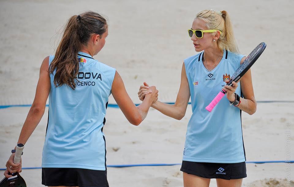 Moldova și-a încheiat cu o victorie evoluția la Campionatul Mondial de Beach Tennis