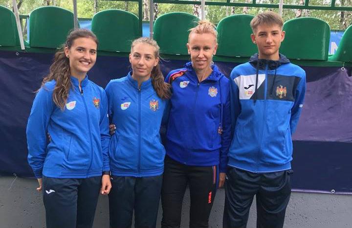 Naționala Moldovei evoluează la European Junior Championships U16