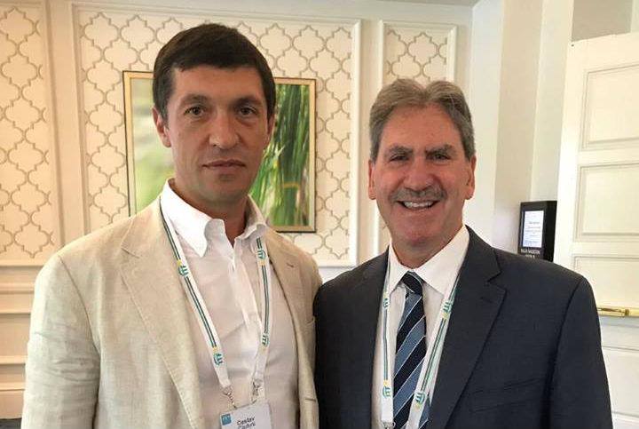 Președintele FTM, Ceslav Ciuhrii, participă la Adunarea Generală Anuală ITF 2018