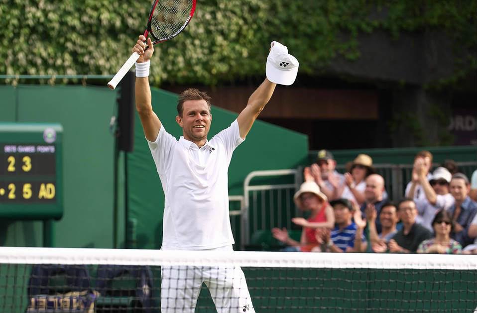"""Radu Albot a debutat cu o victorie la turneul din seria ATP 250 """"Generali Open"""""""