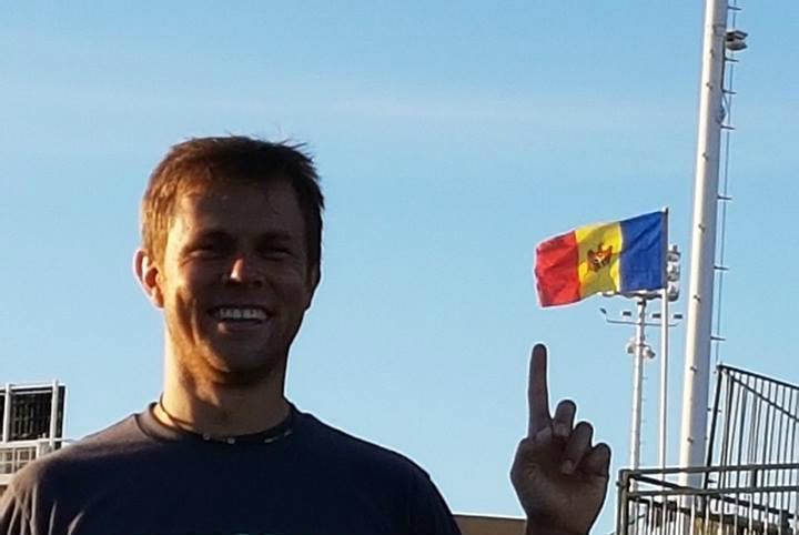 Radu Albot, calificat în runda a doua la turneul ATP 250 Winston-Salem Open