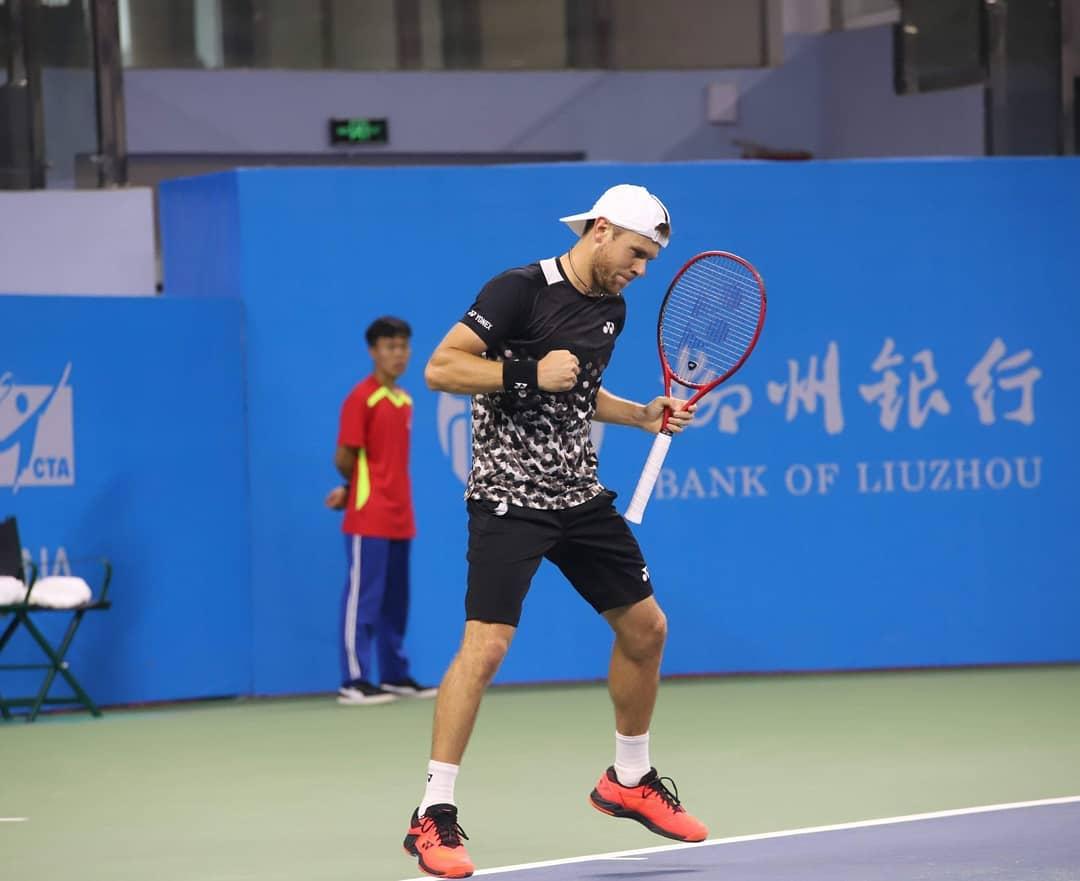 Radu Albot participă la turneul ATP Bengaluru Tennis Open