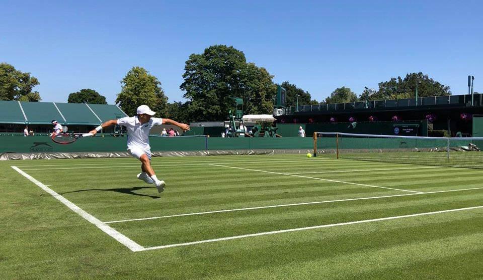"""Radu Albot se califică în turul doi al Marelui Șlem """"Wimbledon 2018"""""""