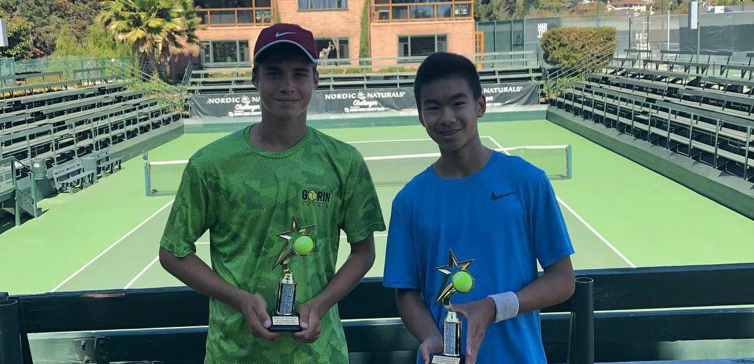 Tenismenul moldovean Bogdan Boclincă a câștigat un turneu în SUA