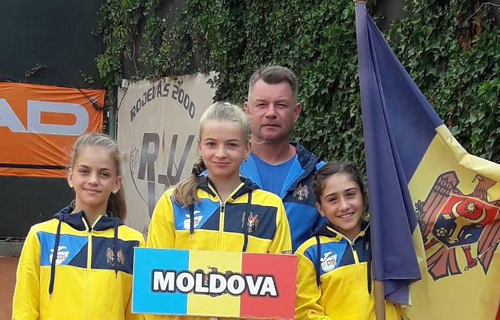 Tennis Europe Nations Challenge by Head: Rezultatele primei zile competiționale