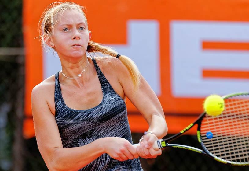 "Vitalia Stamat, în turul doi la turneul ""$15,000 Moscow"""