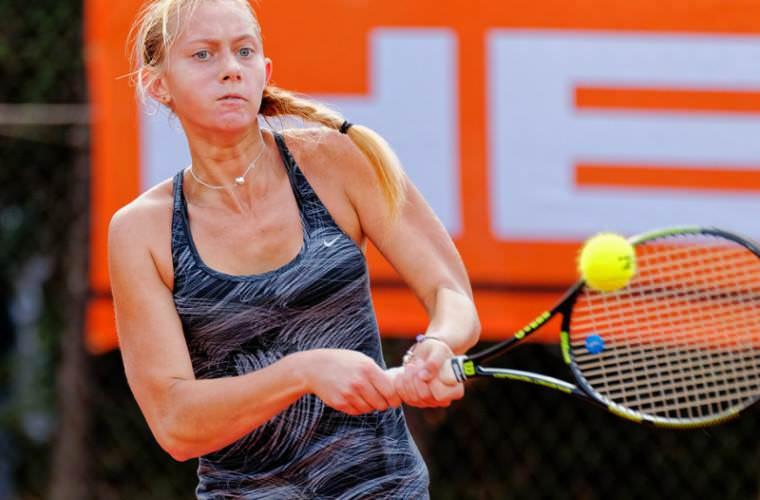 """Vitalia Stamat participă la turneului din seria ITF Pro Circuit """"$15,000 Antalya"""""""