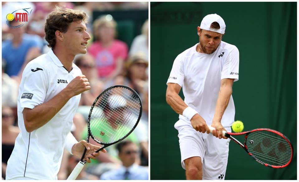 Wimbledon 2018: Radu Albot și-a aflat primul adversar de pe tabloul principal