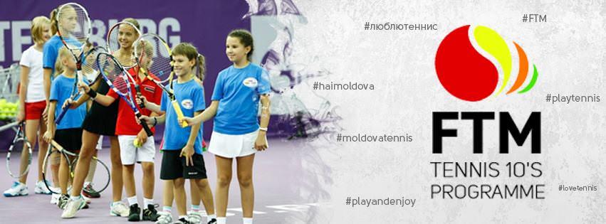 "FTM a lansat pagina de Facebook ""FTM Tennis 10's Programme"""