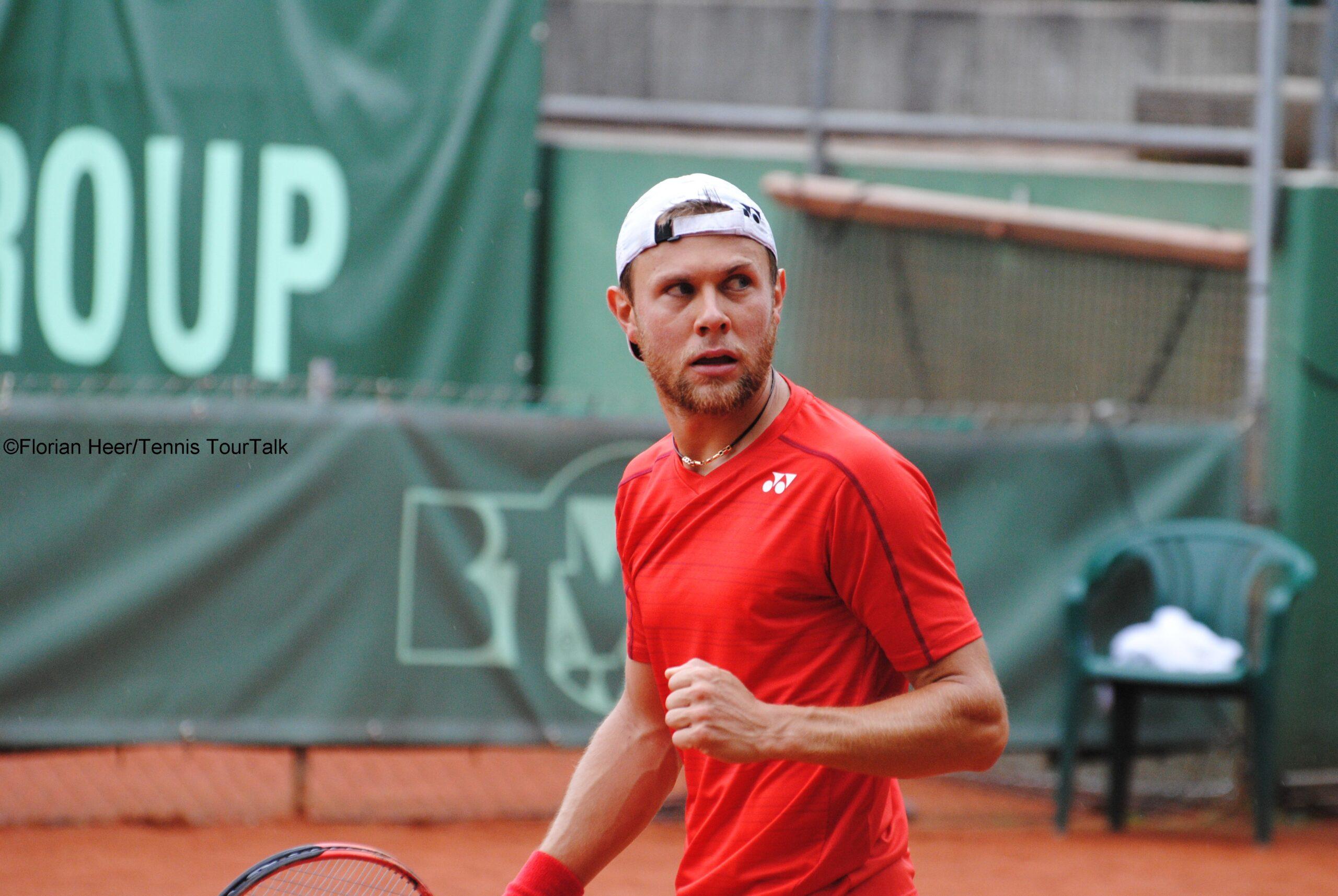 Radu Albot s-a calificat în sferturile de finală ale probei de dublu de la Hamburg