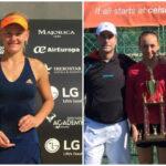 Alexandra Perper și Abigail Rencheli participă la turneul W25 Osprey