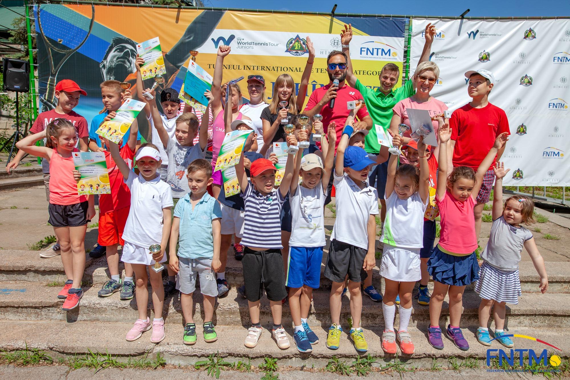 Cupa Copiilor 2019: Micii campioni au avut parte de o adevărată sărbătoare