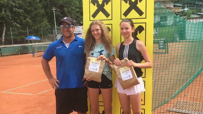 Emilly Șarpe a câștigat un turneu pentru juniori în Austria