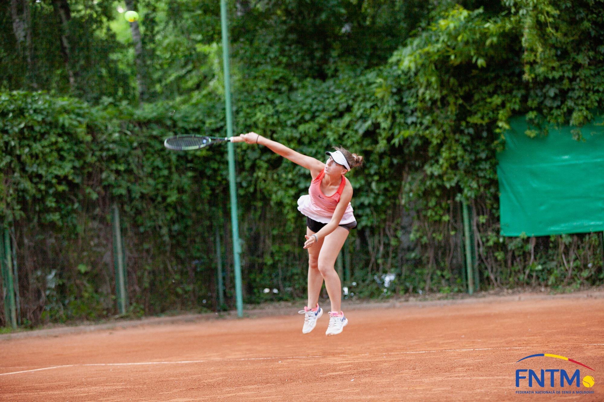 Arina Gamrețkaia participă la turneul internațional J4 Zilina