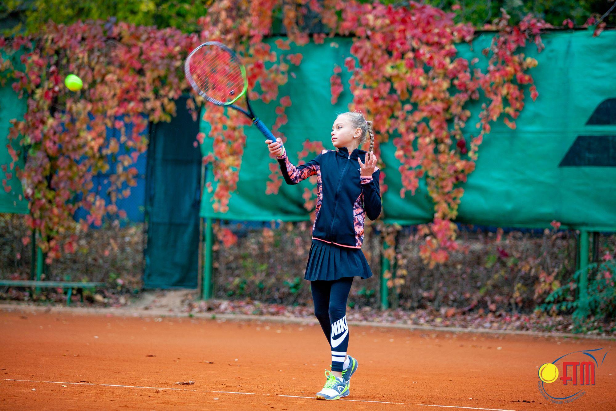 Eva Zabolotnaia a câștigat turneul european Wilson Cup 2019