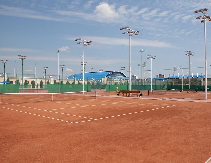 Sheriff Tennis Club