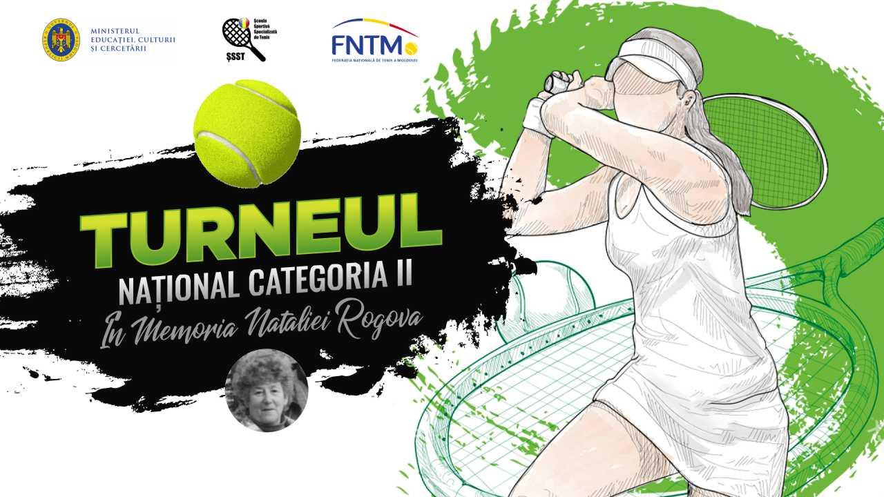"""Orarul de joc pentru 17 septembrie la """"Turneul în memoria Nataliei Rogova"""", ediția 2020"""