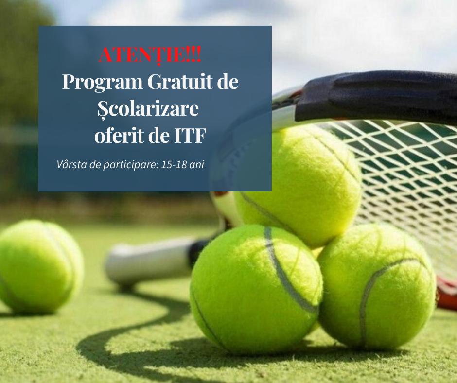 Program de dezvoltare gratuit de la ITF